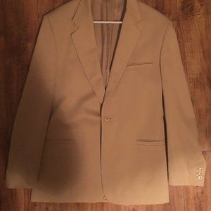 Versace sport jacket (gold solid)